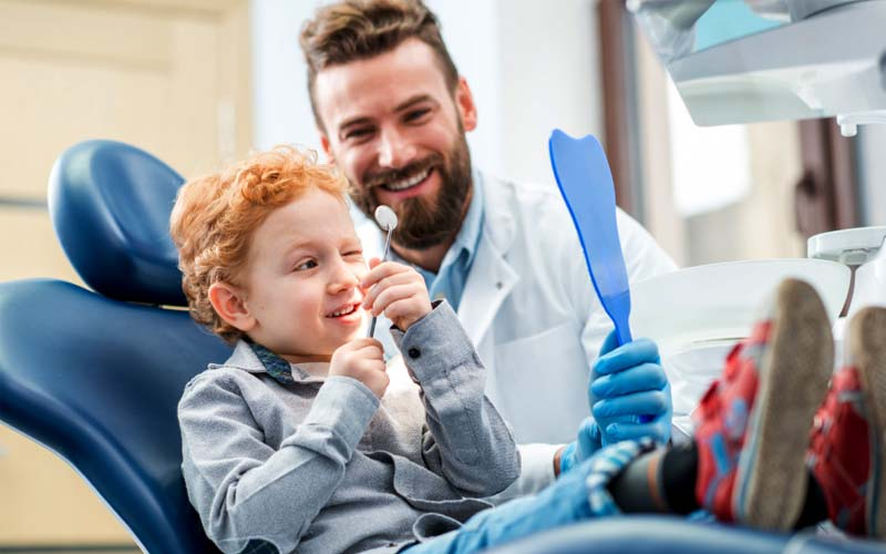 6 Tips to Handle Your Kid's Dental Emergency