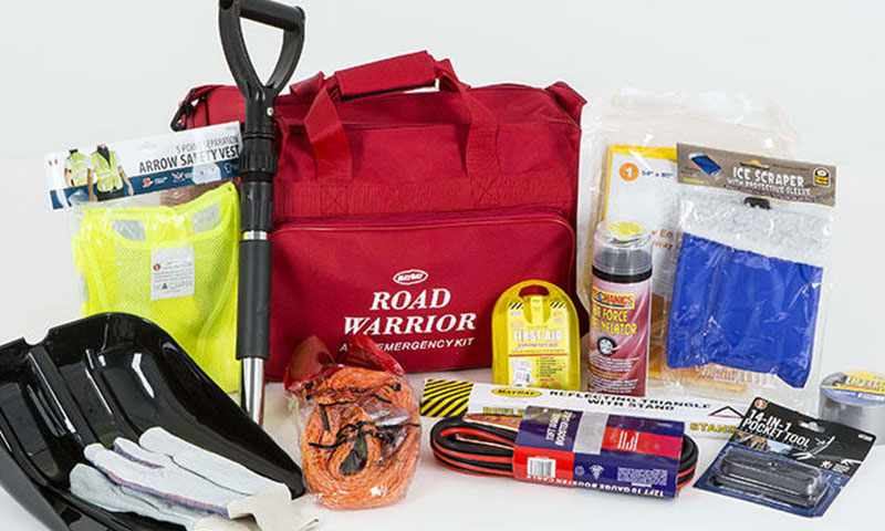 New Year's Resolution: Put Your Emergency Kit in Order