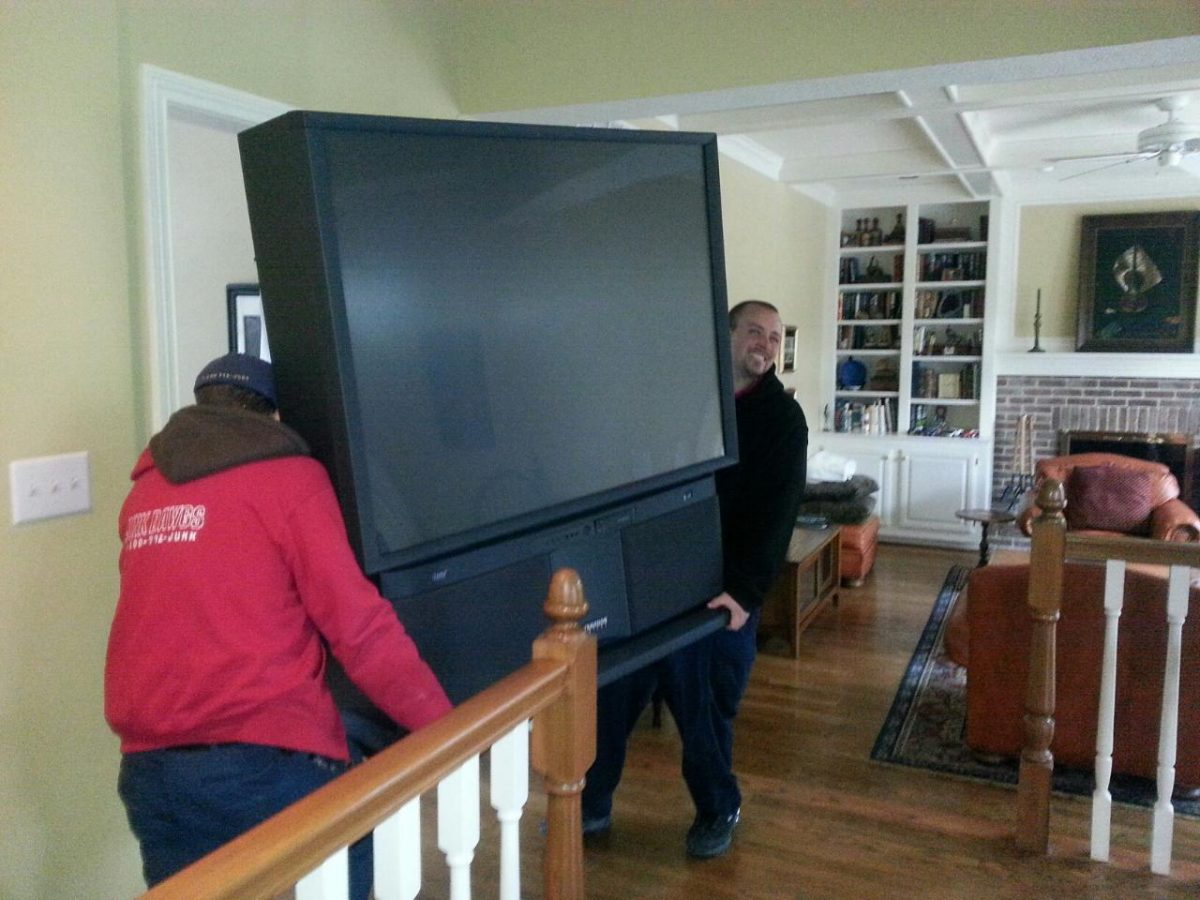 What To Do With Your Old TV Instead Of Throwing It Away?