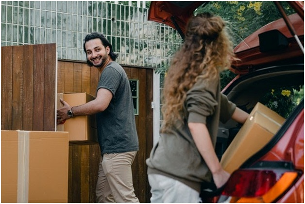 How to stay organized when moving house