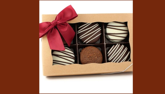 Chocolate Covered Oreos Gift Box