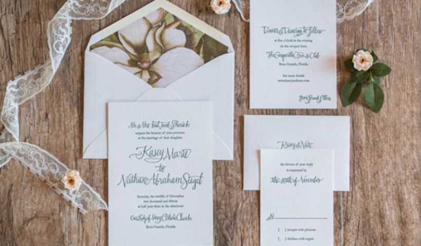 Wedding Invitations And Wedding Cards