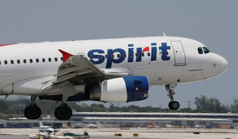 Spirit airlines customer service number