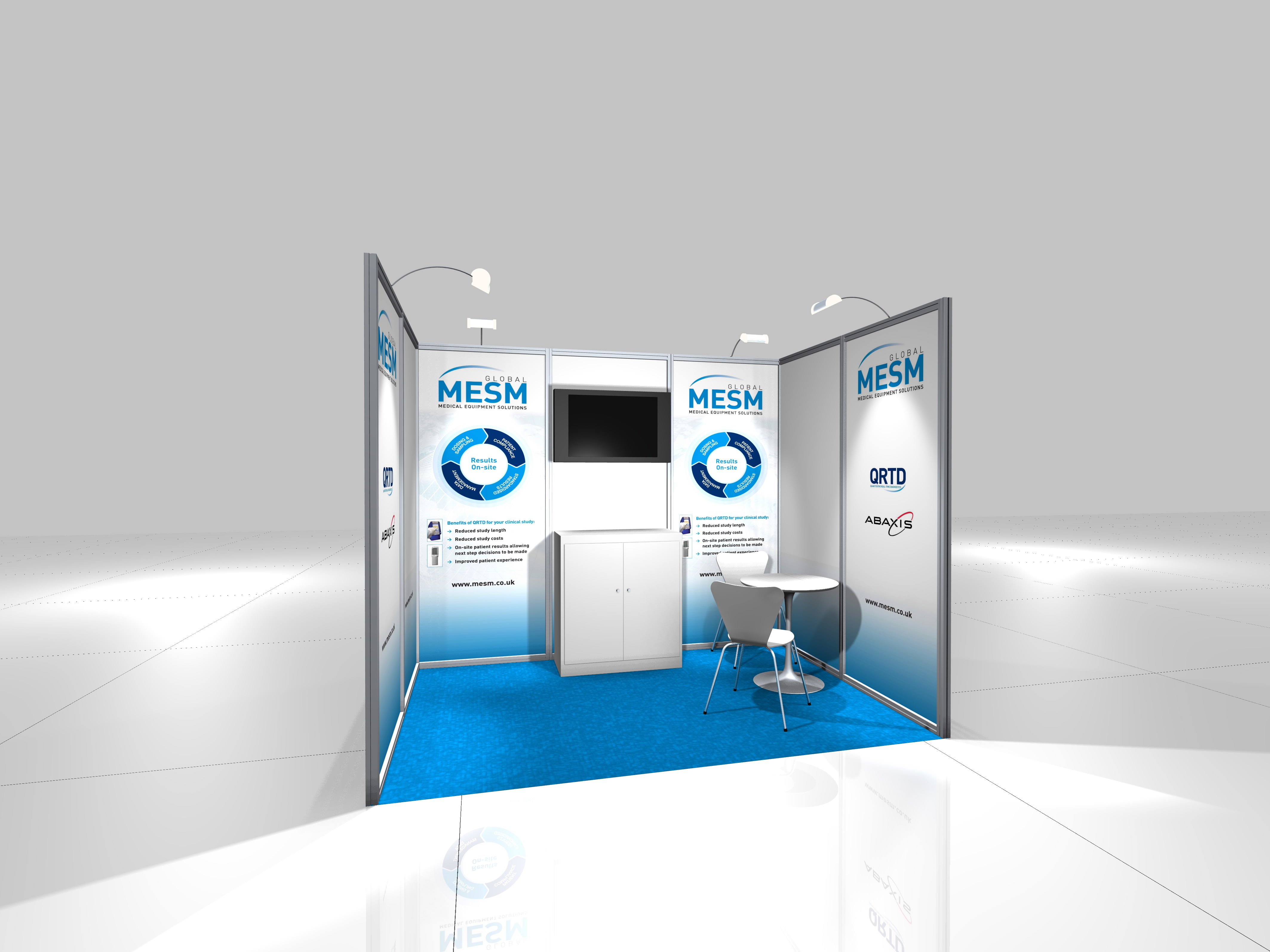 7 Trade Show Tips & Tricks For Building Exhibition Stands