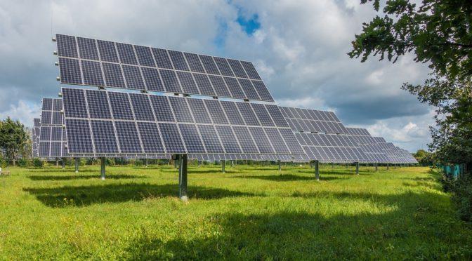 types of Solar Energy Panels