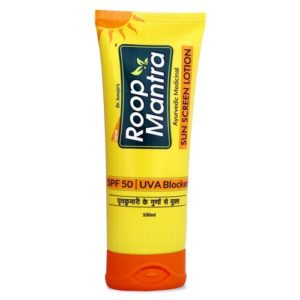 Roop Mantra Ayurvedic Sun screen Lotion