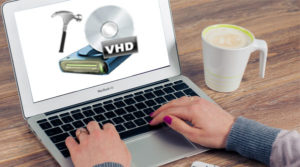 recover deleted data from vhd file