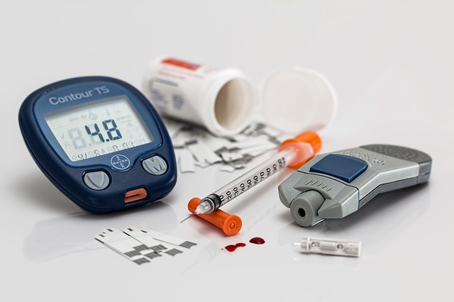 Keeping Diabetes under Control