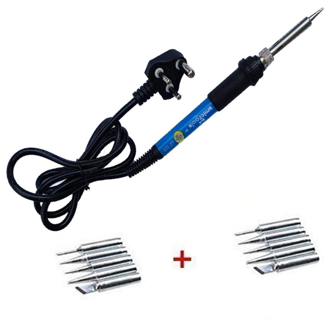 AmiciTools 60W Soldering Iron with Adjustable Temperatures
