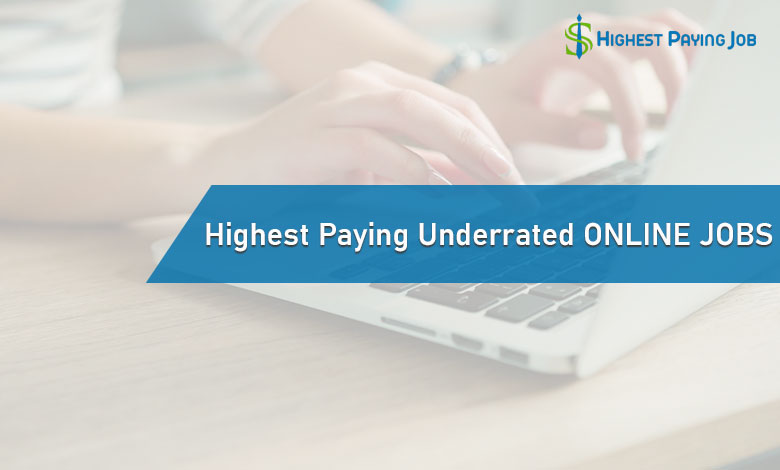 High Paying Untold Online Jobs